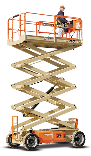 plataforma tijera